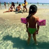 GranSerena Hotel Village copii la mare