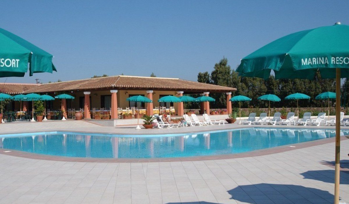 Club Hotel Marina Sporting