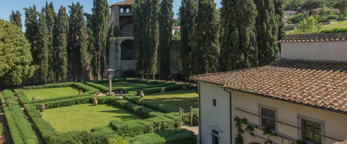 Hotel Villa Casagrande
