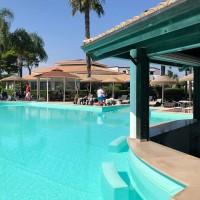Villaggio Spiagge Rosse dettaglio piscina