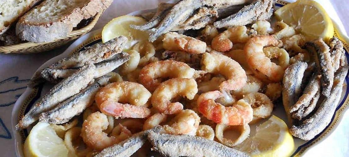 Festival de pește prăjit în Santa Maria di Leuca