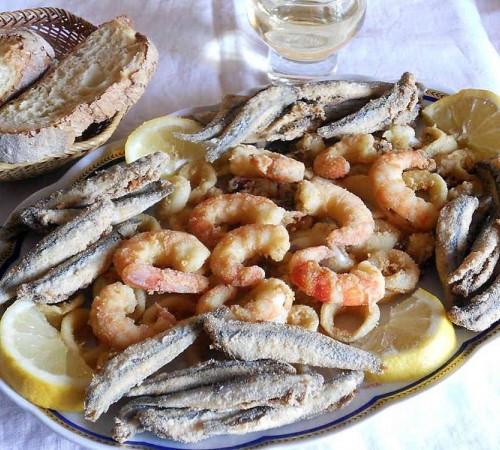 Sagra del pesce fritto a Santa Maria di Leuca