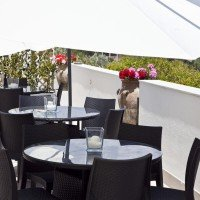 Terase Hotel Club Helios