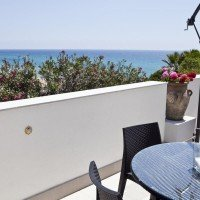 Detalii despre terasa Hotel Club Helios