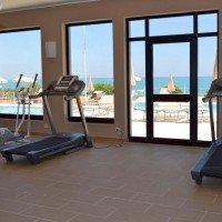 Hotel Club Helios sala de sport