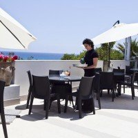 Detalii despre hotel Club Helios mic dejun