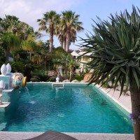 Park Hotel La Villa Resort piscina Afrodita