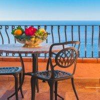 Forever Summer Resort terase vedere la mare