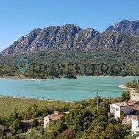 Lacul castel San Vincenzo