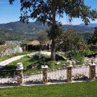 Borgo Donna Teresa panoramă