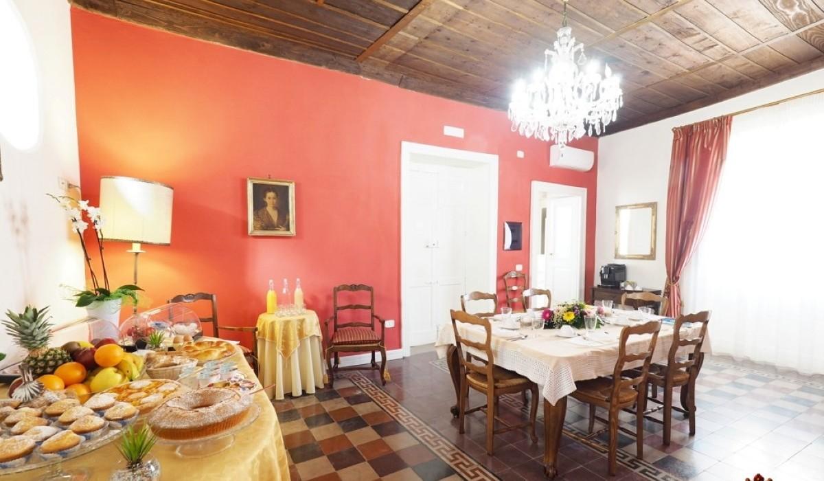 B&B Palazzo Toraldo di Francia