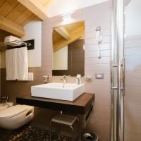 Hotel Lake la Peve baie dublă superioară