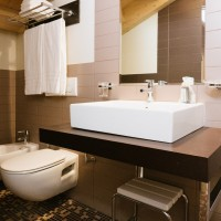 Lac Hotel la Peve baie dublă clasică