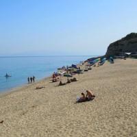 Hotel La Pineta plajă