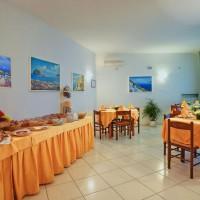 Sala de mic dejun Hotel La Luna