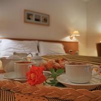 Hotel La Luna mic dejun în cameră