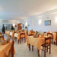 Sala restaurantului Hotel La Luna