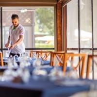 Detalii despre camera restaurantului TH Baia degli Achaeans